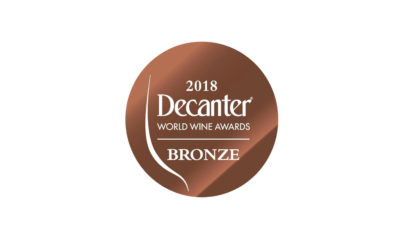 Decanter premia Fondatori GP